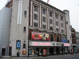 Mayflower Theatre (formerly the Gaumont Theatre and originally The Empire Theatre) is a Grade II listed[1] theatre in the city centre of Southampton