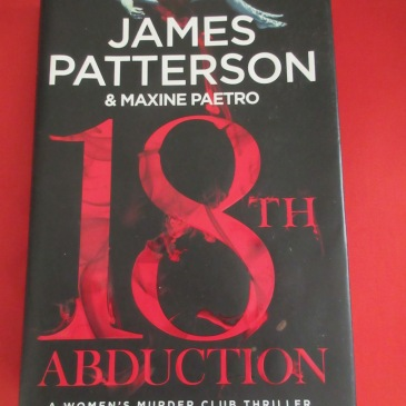 18th Abduction byJames Patterson and Maxine Paetro - photo by Juliamaud