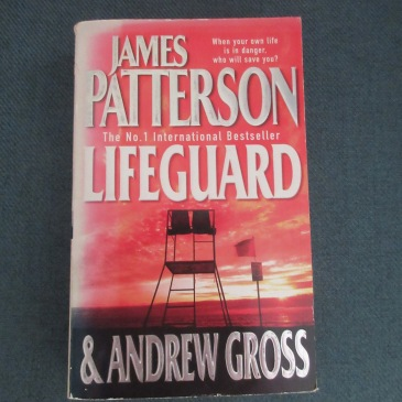 Lifeguard byJames Patterson and Andrew Gross - photo by Juliamaud