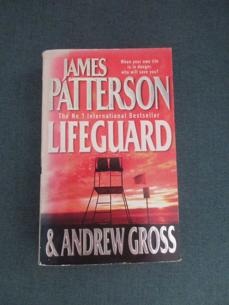 Lifeguard by James Patterson and Andrew Gross - photo by Juliamaud