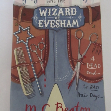 Agatha Raisin and The Wizard of Evesham - photo by Juliamaud
