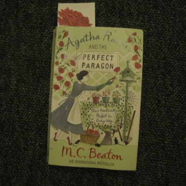 Agatha Raisin and the Perfect Paragon - photo by Juliamaud