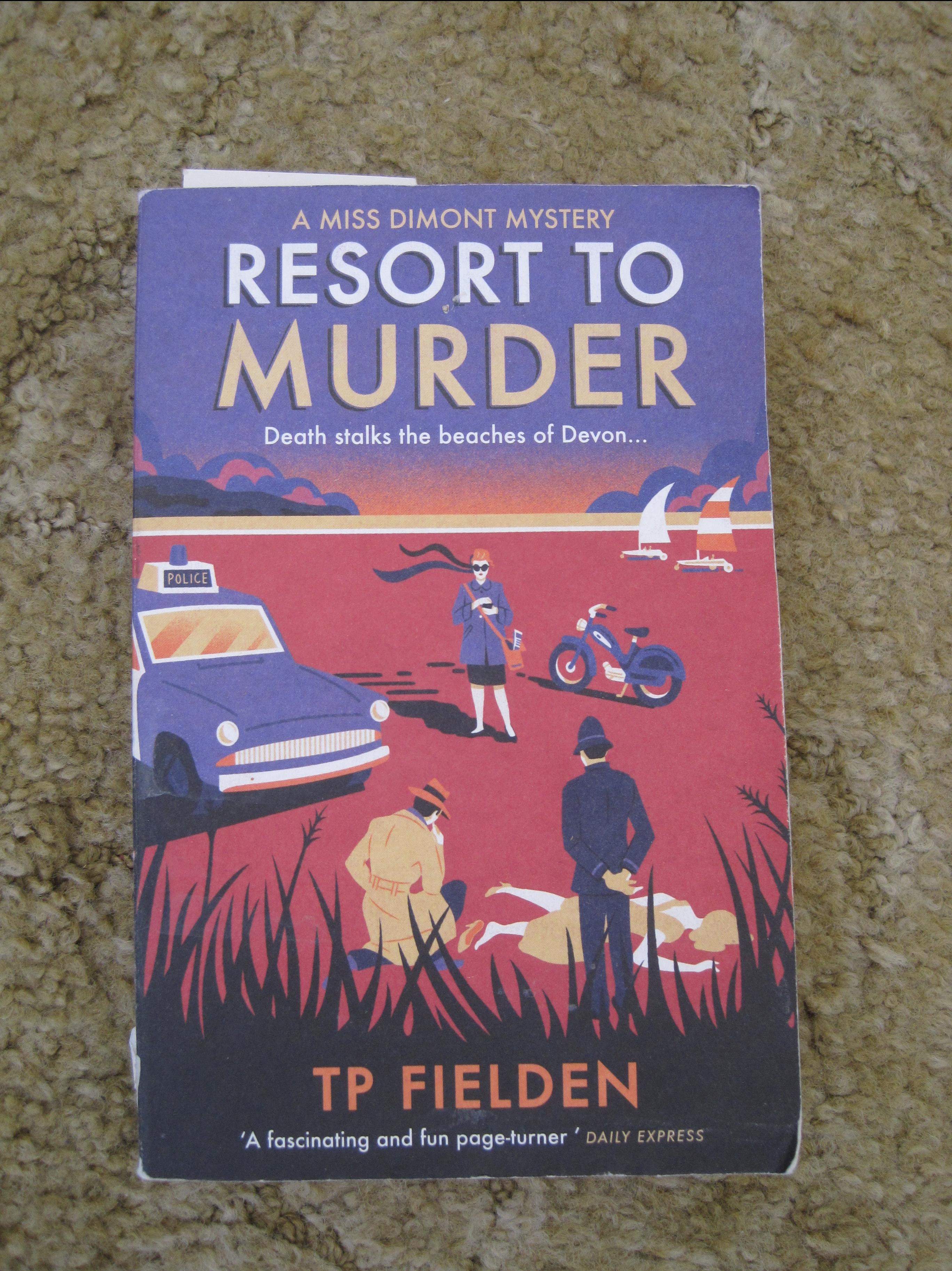 Resort To Murder - photo by Juliamaud