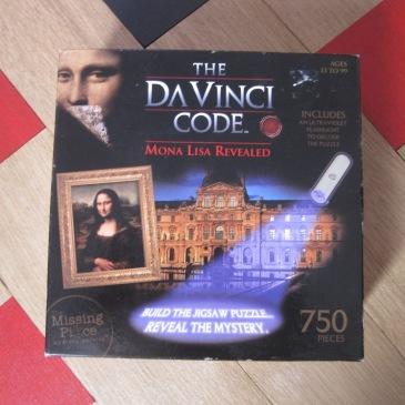 Mona Lisa Revealed - photo by Juliamaud